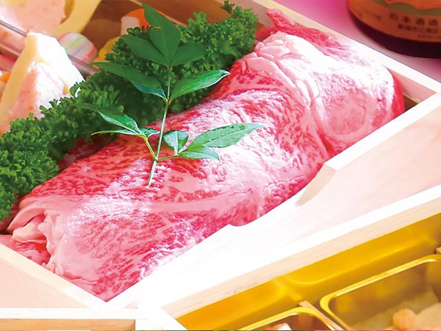 新潟県産黒毛和牛ローストビーフ