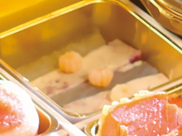 フォアグラ大根白煮の博多
